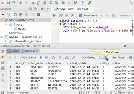 Sql Copy Table From One Database To Another Datagrip U2014 Ide For Sql From Jetbrains