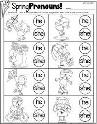 ocean pronouns freebie social work autism therapy