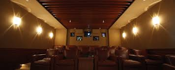 Modern Home Theater Home Theater Design Home Theater - Home theater design