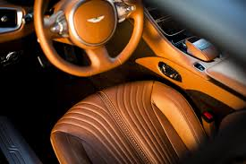 bentley steering wheel snapchat 2017 aston martin db11 review your gran turismo awaits sire wsj
