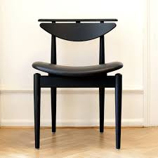 Reading Chair by Scandinavian Design Dining Chair Upholstered Oak Walnut