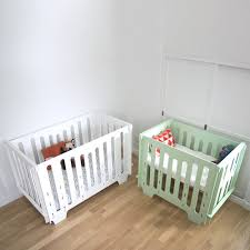 Baby Mini Cribs Noni Size And Mini Crib Bundle Noninoni Baby Cribs