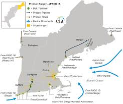 Map Of West Coast Of America And Canada by East Coast And Gulf Coast Transportation Fuels Markets Energy