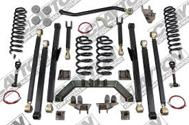 lift kits for jeep wrangler clayton 4 0 arm suspension lift kit for jeep wrangler tj lj