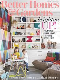 better homes interior design april 2017 better homes gardens