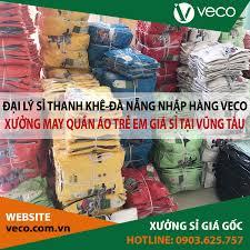 XÆ°á Ÿng quần áo trẠem xuất khẩu VECO chuyá ƒn hng cho đại l½ tại Đ