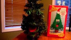 douglas fir the talking tree by gemmy industries corporation youtube
