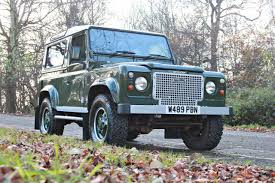 2000 land rover defender used 2000 land rover defender county station wagon td5 factory