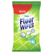 asda floor cleaning wipes apple asda groceries