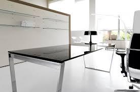 plateau verre bureau vente bureau ligne arko bureaux de direction en mélamine