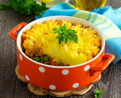 cuisine anglaise hachis parmentier cuisine anglaise image stock image du
