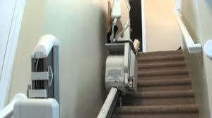 stannah 420 mccordsville stair lift youtube