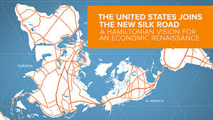 belt and road initiative the new silk road