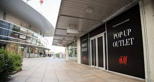 designer outlets h m opens pop up outlet at the designer outlets wolfsburg across
