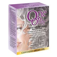 perm for grey hair n only shiny silver perm for grey hair