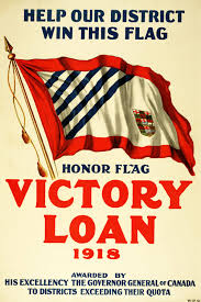 Honor Flag Military Poster Print Help Our District Win Pritzker
