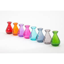 Small Decorative Vases Vases Design Ideas Colored Glass Vases Collectible Decorative