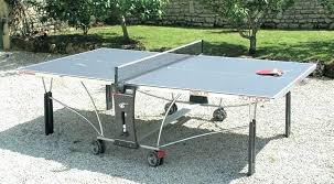 outdoor ping pong table costco ping pong table costco 3 outdoor table tennis table with 2 bats 3