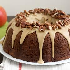 apple cream cheese bundt cake baked by rachel