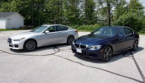 lexus or infiniti which is better faceoff bmw 340i vs infiniti q50 youtube