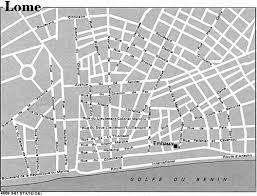City Maps African Studies Center Africa City Maps