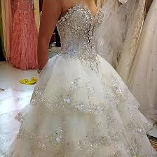 wedding dress with bling gorgeous collection of wedding dresses with a lot of bling sang