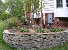 garden retaining wall decorations med art home design posters