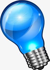 blue free light bulbs dream blue light bulb dream flash of light beautiful png image