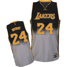 men u0027s adidas nba los angeles lakers 24 kobe bryant black grey