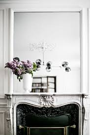 exclusive this striking parisian apartment had us at bonjour