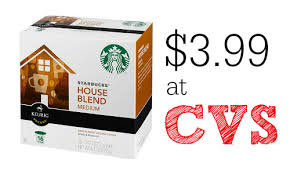 starbucks coupon get k cups for 3 99 each at cvs southern savers
