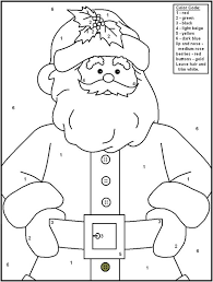 free printable number coloring pages flying reindeer printable color by number page hard