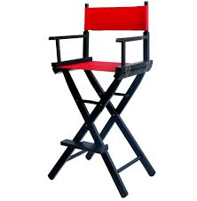 professional makeup artist chair professional makeup artist director chair black finish with canvas