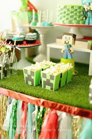 minecraft cupcake ideas kara s party ideas minecraft party ideas supplies decorations