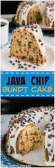 Java Chip Bundt Cake Inside Brucrew