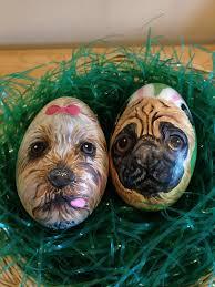 custom easter eggs by artist sherry kendall of