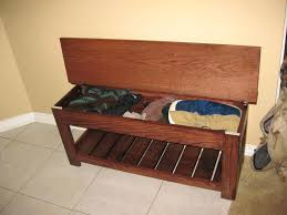 Benches With Backs For Dining Tables Small Entryway Storage Bench Optimizing Home Decor Ideas Picture