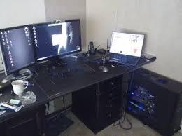 the 25 best gaming desk built in pc ideas on pinterest pc built