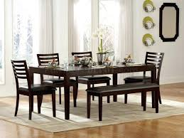 Furniture In Dining Room Espresso Dining Table Set Espresso Dining Room Table Set