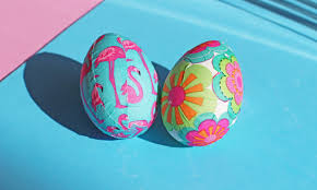 a fun way to decorate easter eggs