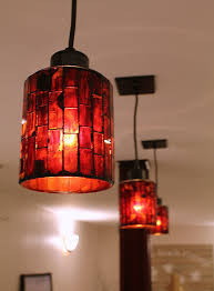 Mosaic Pendant Lighting by Turtles And Tails Lighting Take 1 2 3