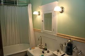 bathroom wall sconce