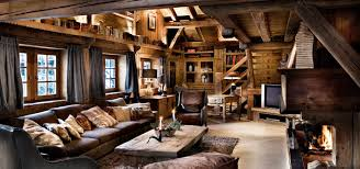 deco chambre chalet montagne s farms chalets cosy neve design
