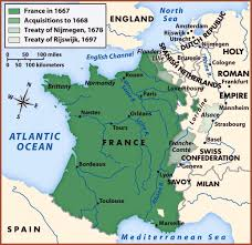 Map Of England And France by French Revolution Maps