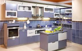 kitchen charming blue kitchen design ideas cool blue and white