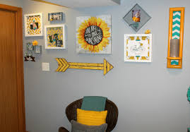 styling a unique gallery wall with designer living u2013 ellery designs