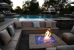Concrete Fire Pit Exploding by A Guide To Building Concrete Fire Features Diy Fire Features