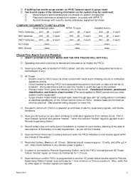 fire alarm document cabinet alarm checklist