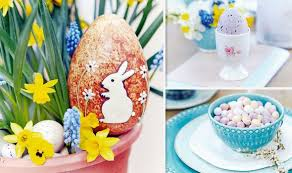 Easter Home Decorations Uk by Fresh Flowers Sweet Treats And Pretty Pastels For Easter 2014