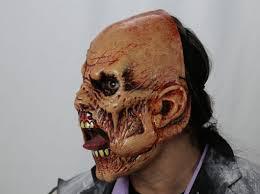 Zombie Mask Walker Zombie Mask U2013 Mad Monster Masks